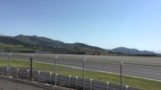 2015 SUPER GT第2戦 富士スピードウェイ 100Rコーナー