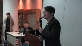 1st North Korean Review Conference for North Korean Studies: Session 3 - Virginie Grzelczyk