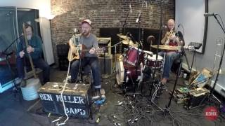 "Ben Miller Band ""23 Skidoo"" Live at KDHX 2/9/15"