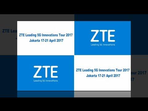 ZTE Leading 5G Innovations Tour - Jakarta, Indonesia