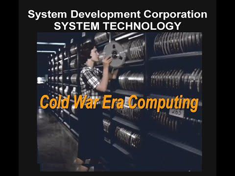 Vintage Computer 1957:  SYSTEM TECHNOLOGY  System Development Corp. (Cold War, Defense, SAGE, Radar)