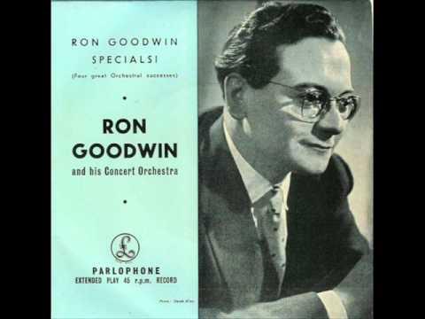 رون جودوين - البنت الشلبية - Ron Goodwin & His Orchestra-Al Bint Al Shalabiya