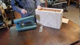 Build A Crate And Pack An Industrial Sewing Machine For Shipping