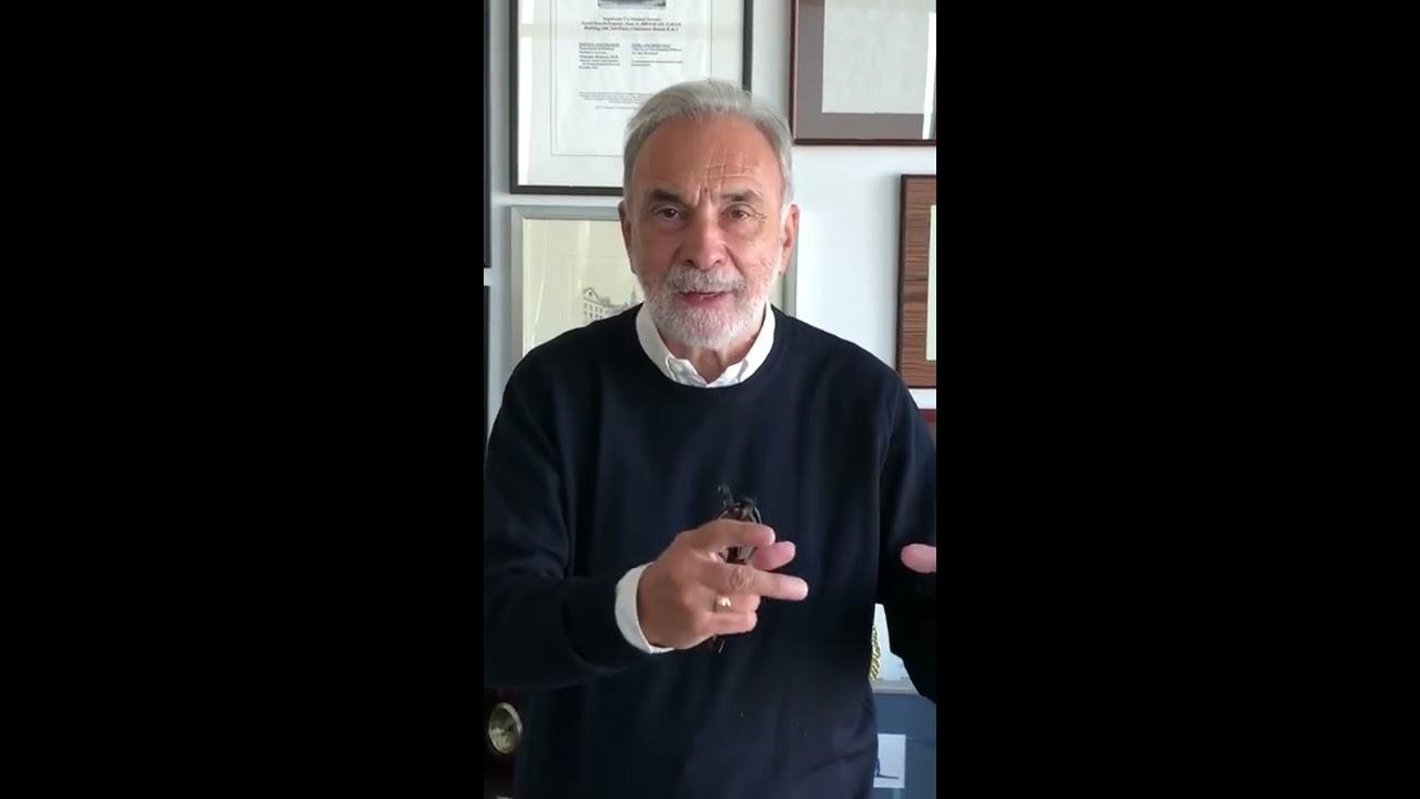Appello di Giuseppe Remuzzi Direttore dell'Istituto Negri IRCCS - YouTube