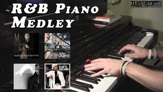 R&B Piano Medley (Chris Brown, Marques Houston, Ryan Leslie & John Legend)