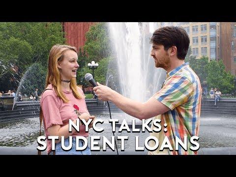 NYC Talks: Student Loans