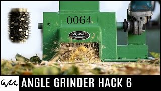 Repeat youtube video Angle Grinder Hack 6