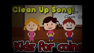 How to learn the clean up song! Easy fast and efficient