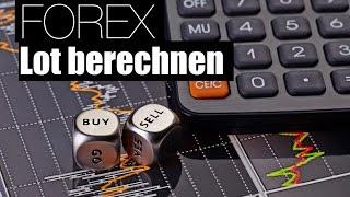 Forex - lot berechnen