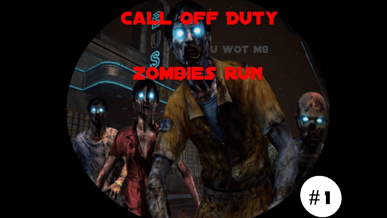 zombie rennen