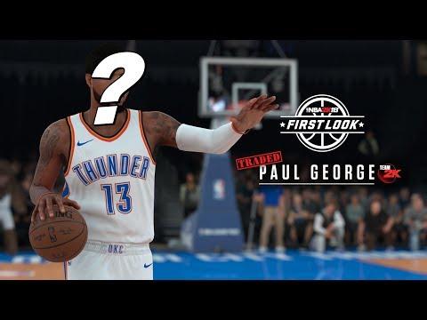 NBA 2K18 Primi Screenshot! - Paul George, DeMar DeRozan, Isaiah Thomas! ITA