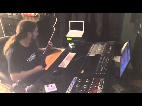 Templar Guitarworks - ARTIST J-F Dagenais Of KATAKLYSM
