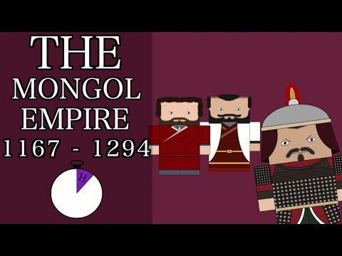 Ten Minute History - Genghis Khan and the Mongol Empire (Short Documentary)