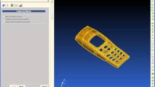 Видео работы программы PowerSHAPE -1