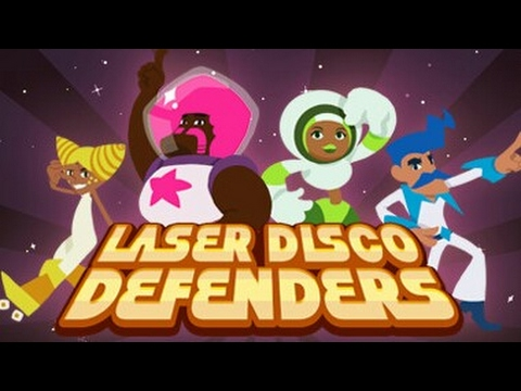 Laser Disco Defenders |