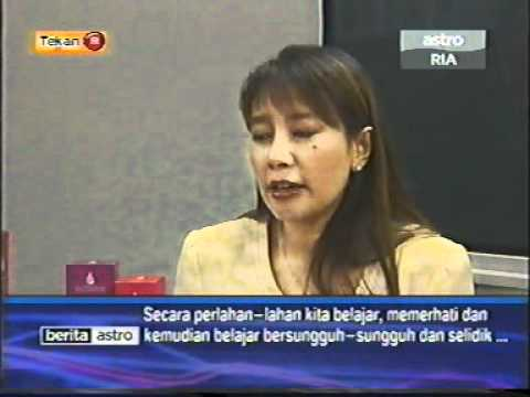 NORA KAY di Astro Ria News