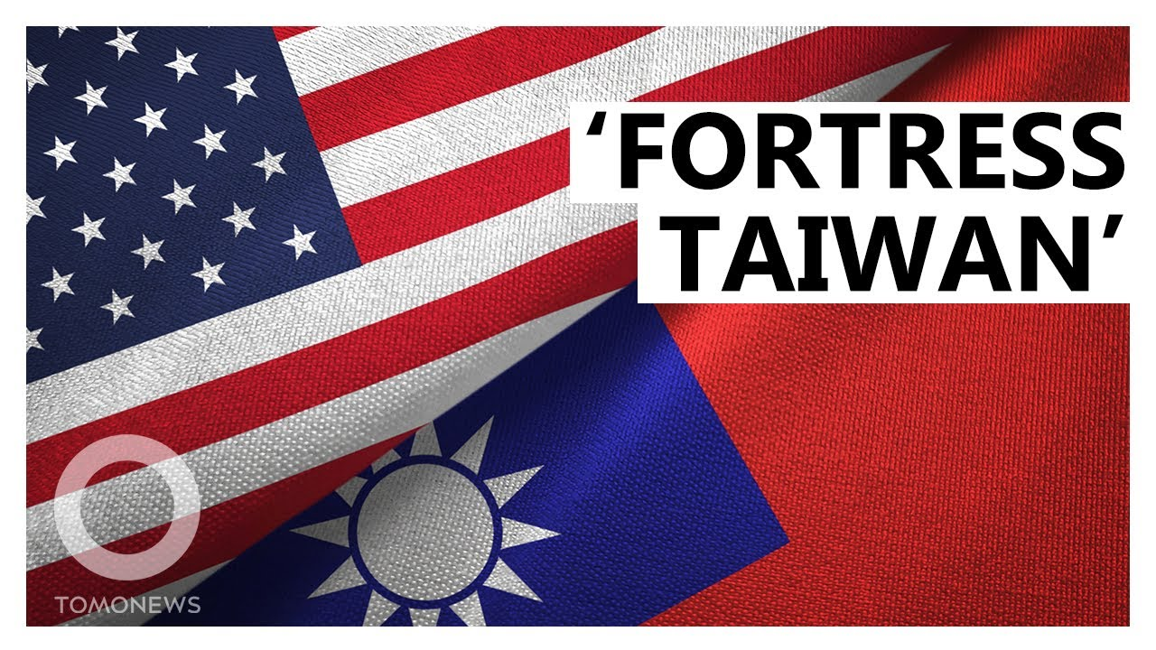 'Fortress Taiwan': China Escalates Incursions as Top U.S. Official Visits Taipei
