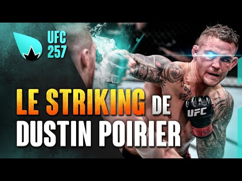 Le striking de Dustin Poirier 💎  UFC 257