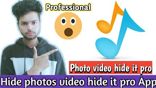 How to use hide it pro app | hide photos video and app lock hide it pro | Latest Trick screenshot 2