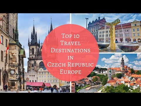 Top 10 Travel Destinations in Czech Republic Europe | RK Travel