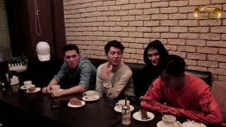 Интервью Gakku Boys