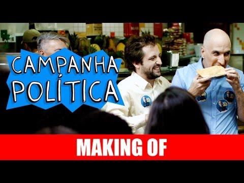Making Of – Campanha Política