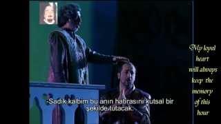 Simon Boccanegra / Act 1 Scene 1 :Propizio ei giunge!   Vieni a me , ti benedico Resimi