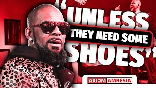 Why R. Kelly Mentioned Needing 'Shoes from an Uncle' | R Kelly Gayle King Interview