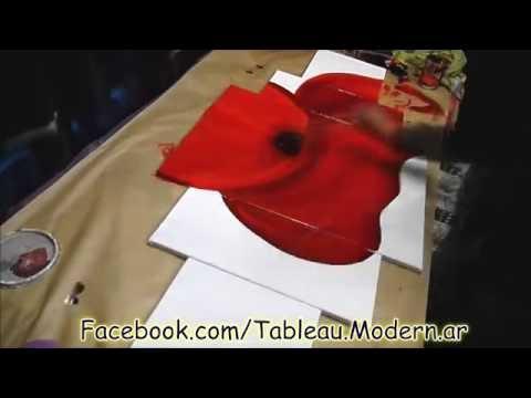 Tableaux acrylique à vendre au Maroc