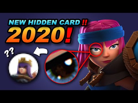 Clash Royale New LEAKED Card 2020! - Part 3