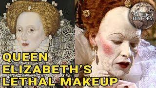 Queen Elizabeth I Makeup Effects