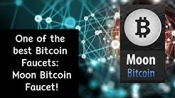 Moon Bitcoin Faucet: Legit and Paying Every 5 Minutes!!