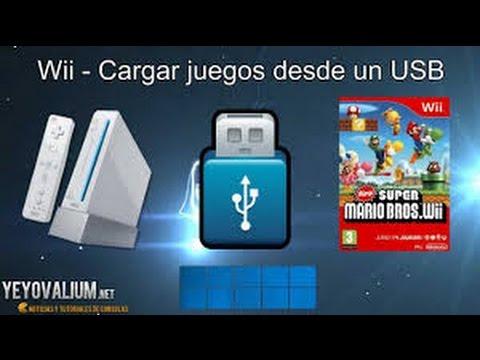 Como Descargar Juegos De Wii Y Pasarlos A Usb 100 Funcionable