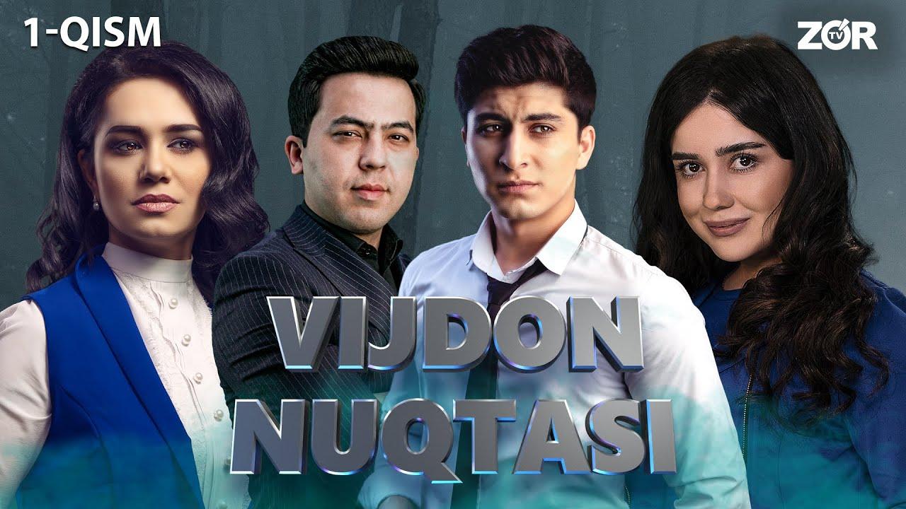Vijdon Nuqtasi (o'zbek serial) | Виждон Нуқтаси (узбек сериал) 1-qism