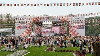 День Танкиста в Минске (9.9.2018). Мои впечатления и заметки
