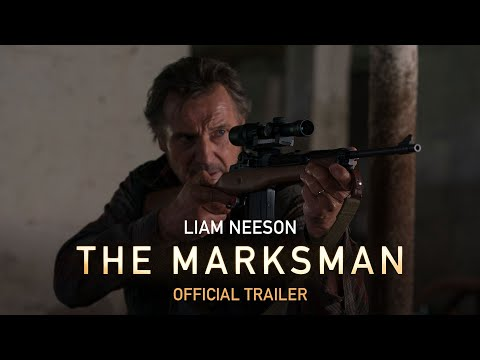 The Marksman   Official Trailer   In Theatres January 15