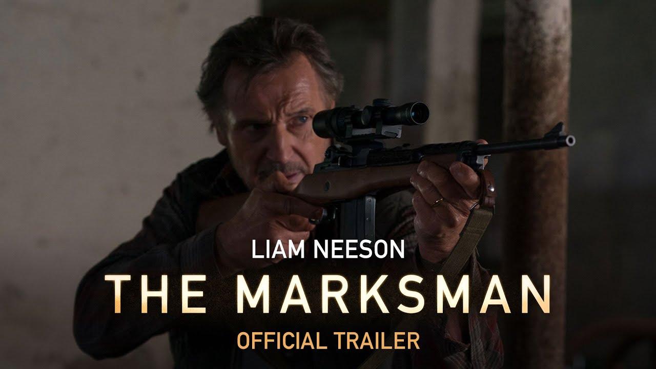 Marksman trailer met Liam Neeson op MoviePulp