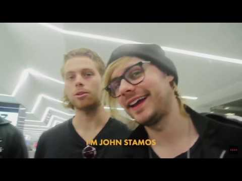 5SOS3 tour diaries funny moments