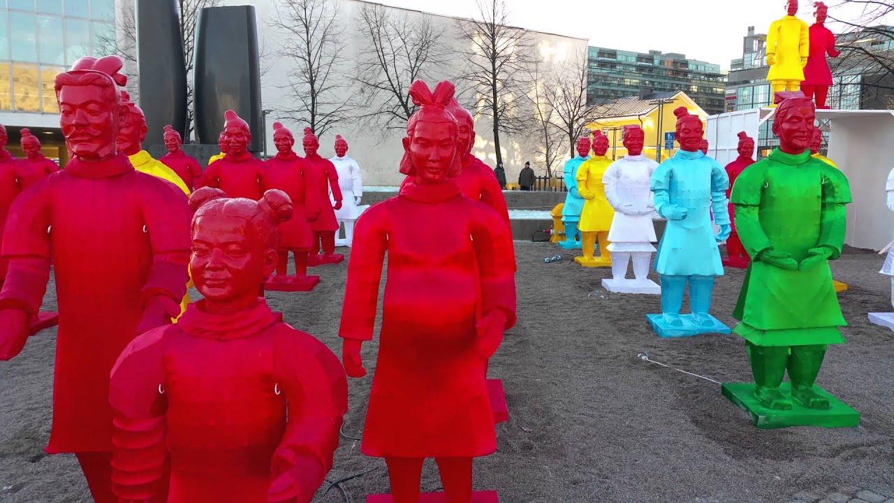 kiinalainen uusivuosi Rovaniemi