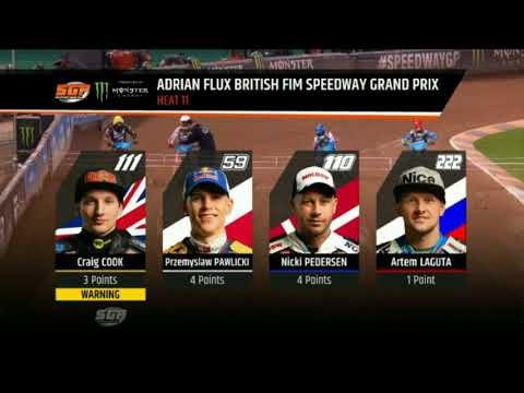 Гран При Великобритании Кардифф 21.07.2018