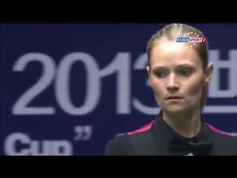 9 Times Women World Snooker Champion   Reanne Evans vs Zhu Yinghui Wuxi Classic HD Full Video   Yo