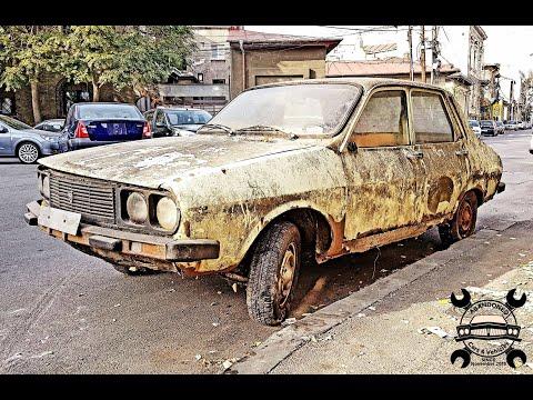 Abandoned Dacia 1300/1310 - Selection