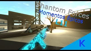 [Roblox]-Phantom Forces: EPIC moments with the Sniper L11