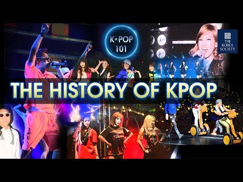 The History of Kpop