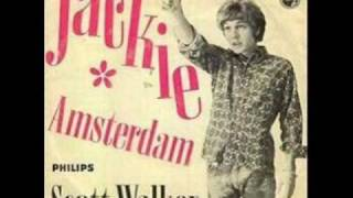 Scott Walker - Jackie (with lyrics)