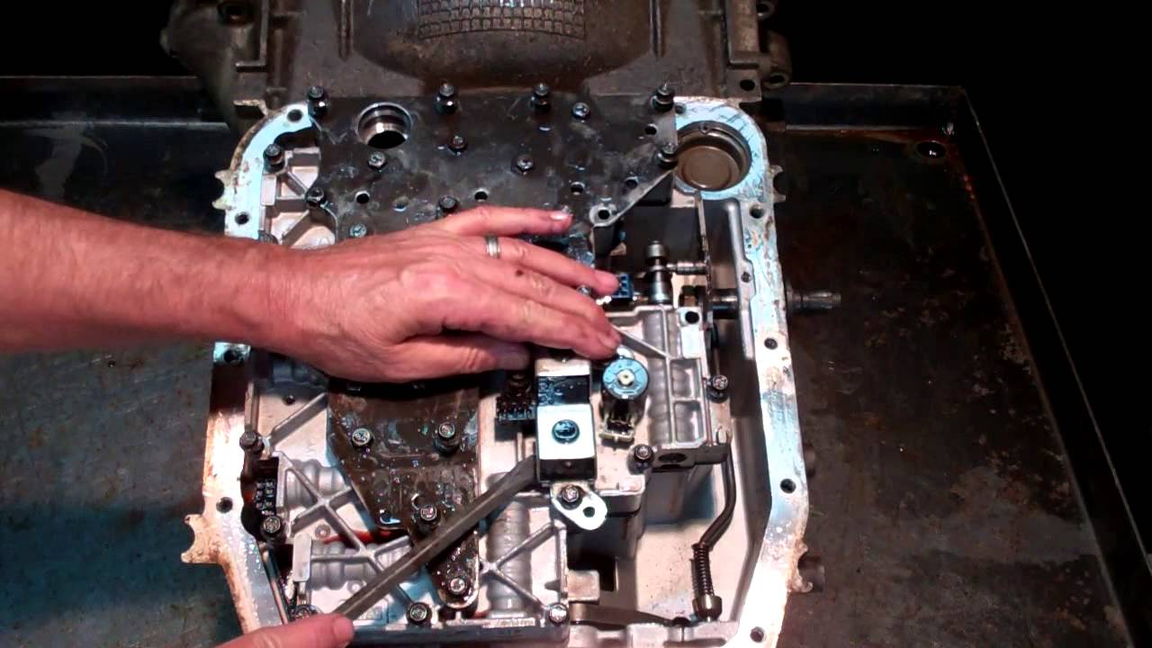 2003 ford f150 wiring diagram toyota corolla fog light ultra transmission f-150 4r70w utube clip - youtube