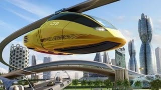 Vehicles Of The Future - Future Transportation System 2050