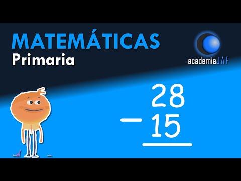 restas-de-1-y-2-cifras---matemáticas---1º-y-2º-primaria
