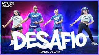 Baixar Desafio - Harmonia do samba | #tbt Motiva Dance (Coreografia)