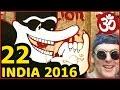 ИНДИЯ 22 РИШИКЕШ Ашрам Битлз Смешные обезьяны Песни у реки Ганга и Гималаи mp3